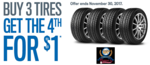 Save on Tires at Brown's