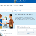 Get an Instant Cash Offer for Your Car