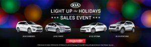 Light Up the Holidays with Metro Kia