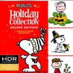 Peanuts Holiday Collection 4K UHD