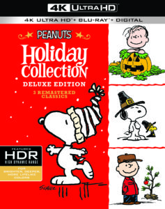 Peanuts Holiday Collection 4K UHD