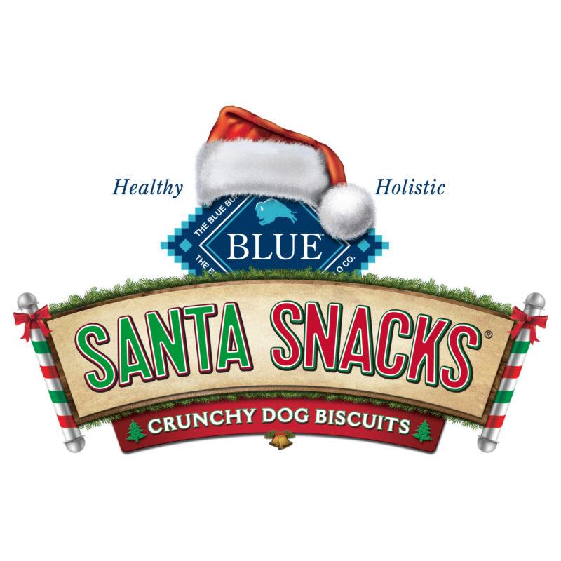 Blue Buffalo BLUE Santa Snacks