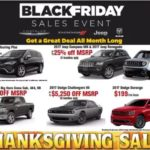Snag a Last Minute Black Friday Deal on a Car