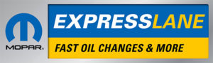 Take Advantage of the Mopar Express Lane