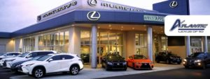 Service Specials at Atlantic Lexus