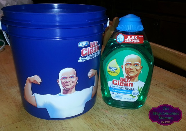 Make Cleaning Easier With Mr Clean Liquid Muscle The