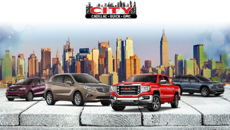 Keep some cash in your pocket at city buick gmc of long for Gmc motor city service
