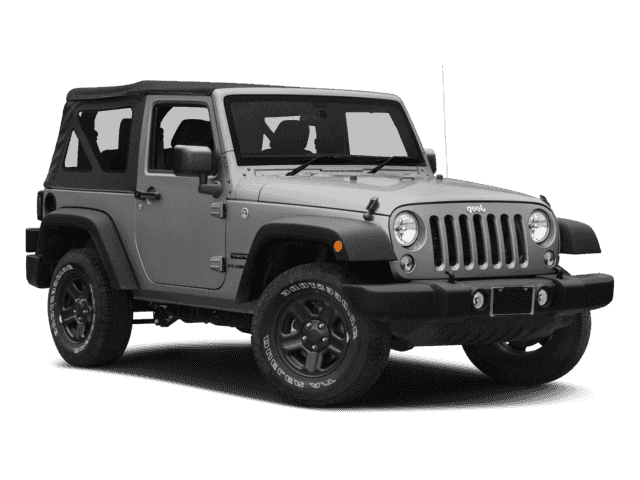 Introduce Yourself To The All New 2018 Jeep 174 Wrangler